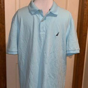 Men's Nautica Button Down Polo Size XL